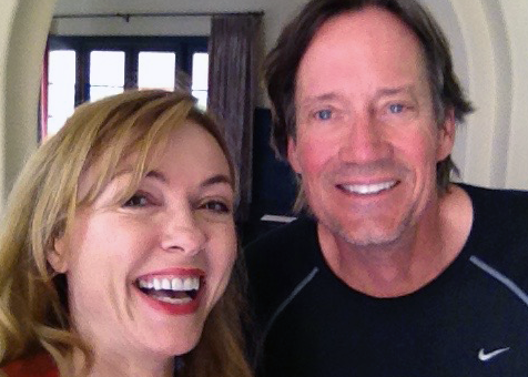 Kevin Sorbo and Natalie Gray on The Gray Escape with Natalie Gray