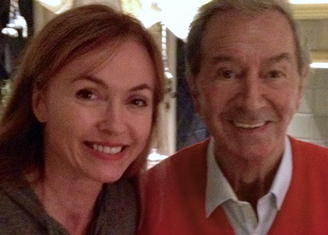 Des O'Connor on The Gray Escape with Natalie Gray