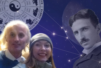 James Swagger, Natalie Gray   Chinese Astrology and Scalar Energy