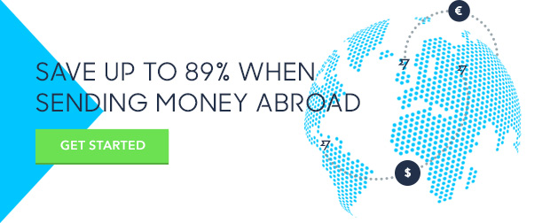 Cheap international money transfers and currency conversion with Transferwise