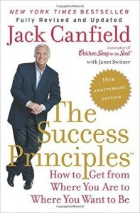 the success principles - the only book referenced not about comedy