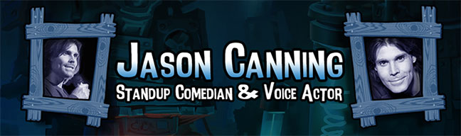 Comedian and Voiceover Artist Jason Canning chats with Natalie about depression.