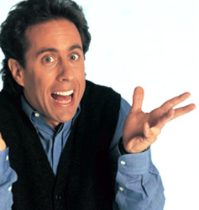 Jerry Seinfeld is a topic of Ep 7 of The Gray Escape with Natalie Gray