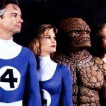 Fantastic Four original cast including Rebecca Staab