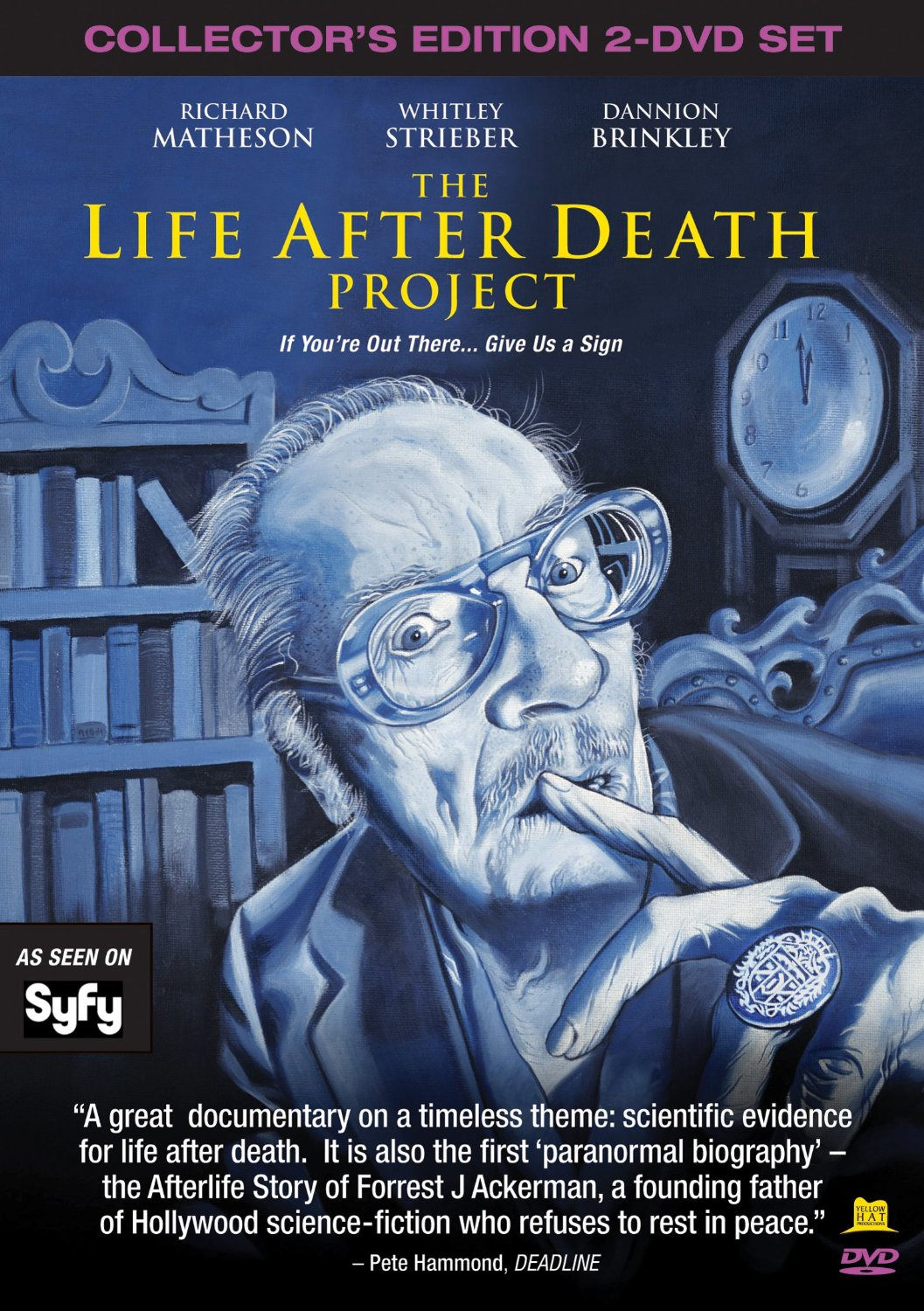 The Life After Death Project Afterlife