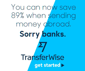 TransferWise - save on international money transfers
