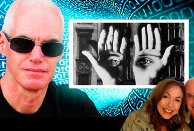 Anthony Peake | Are You A Computer Simulation? | The Gray Escape with Natalie Gray