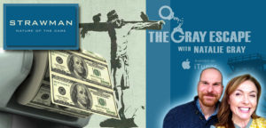 Strawman filmmaker John K.Webster on The Gray Escape with Natalie Gray