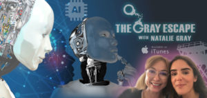Podcast interview with MIT scientist AURÉLIE JEAN on The Gray Escape with Natalie Gray