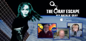 NASA ham radio operators guest on The Gray Escape podcast