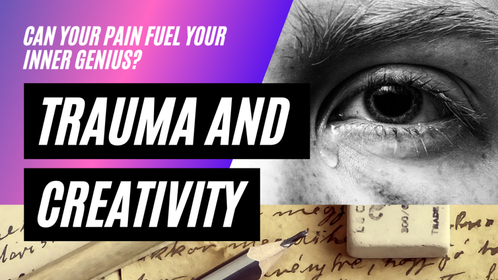Ep 62 – Trauma and Creativity | Natalie Gray